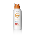 Увлажняющий солнцезащитный спрей для тела Sun Zone с высокой степенью защиты SPF 30